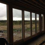 Steading Window View