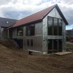 Aberdeenshire Joinery Project Exterior Photo
