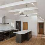 Old Craig Open Plan Kitchen Finish
